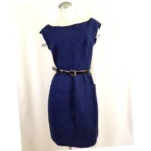 Jessica Simpson Size 12 Blue Dress
